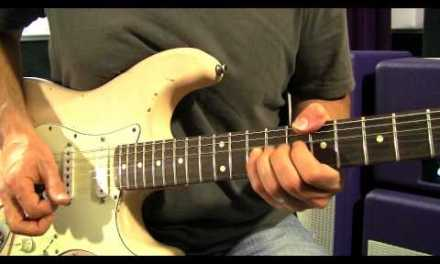 Pink Floyd – Comfortably Numb – Ending Guitar Solo Lesson – Part1