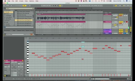 A Close Look at Transcription with Ableton Live – Barry Greene Video Lessons