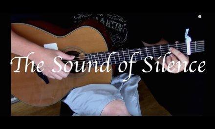 Simon & Garfunkel – The Sound of Silence (Disturbed) – Fingerstyle Guitar