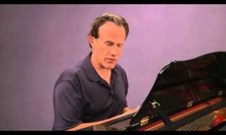 Jazz Piano Lesson from George Whitty on Pentatonics