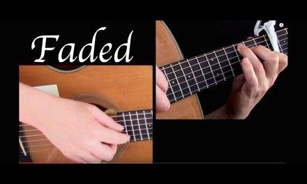 Alan Walker – Faded – Fingerstyle Guitar
