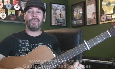 Guitar Lessons – 21 Guns by Green Day – cover chords lesson Beginners Acoustic songs