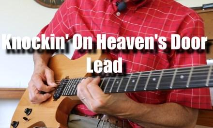 Knockin' On Heaven's Door – Lead Guitar Lesson