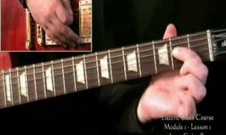 The Electric Blues Course Module 1 Lesson 1