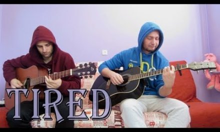 Alan Walker ft. Gavin James – Tired (acoustic guitar cover, tabs)
