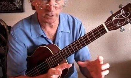 Glen Rose ukulele- Jazzy Ukulele Lesson 1