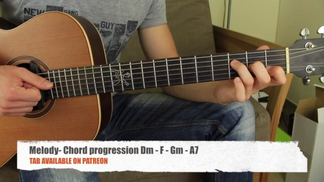 Chan Chan (Cuban Song) [TAB] Acoustic Guitar Lesson in Fingerstyle ...