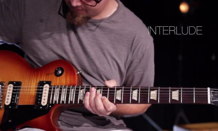 Holy Ground – Passion Electric Guitar Tutorial