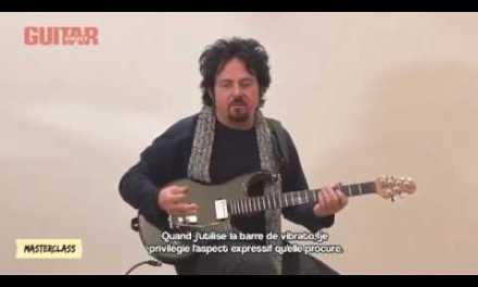 Tutorial guitar lesson skill blues