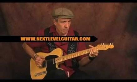 Gospel blues R&B guitar lesson ala Curtis Mayfield Pop Staples Steve Cropper
