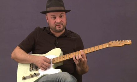 Country Guitar Lesson: Advanced Steel Bends