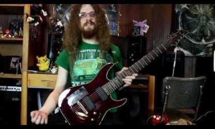 Complex Phrygian Riff – Modern Metal Rhythm Guitar, Lesson 3