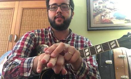 Lesson #5: Diminished chordal concepts