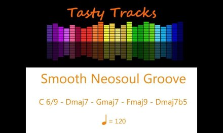 Smooth NeoSoul Groove – Jam Track – Backing Track – Play-along – Guitar –