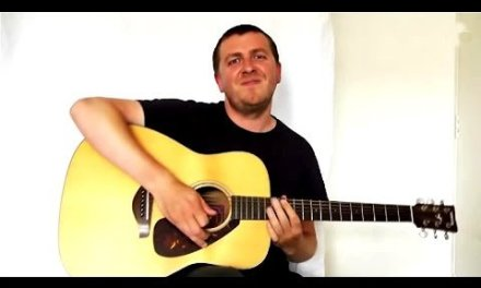 Breakfast At Tiffany's – Guitar Lesson – Deep Blue Something – How To Play – Drue James