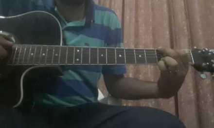 Nazm nazm | bareilley ki barfi | guitar chords tutorial