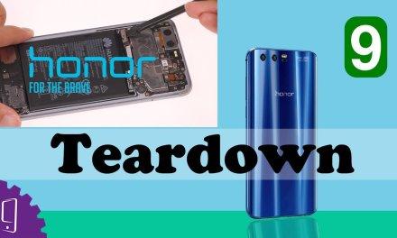 Huawei Honor 9 Teardown # Disassembly #