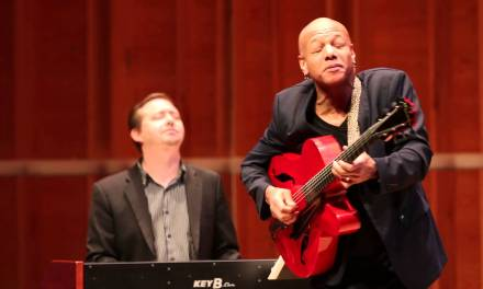 Mark Whitfield – In A Sentimental Mood – Live at Merkin Hall