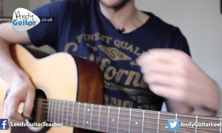 Guitar Tutorial How to play, guitar tutorial for beginners