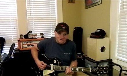 Guitar Lesson 3 – E String Notes