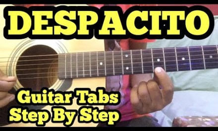 Despacito Guitar Tabs/Lead Lesson in Hindi | Luis Fonsi | Daddy Yankee | Justin Beiber