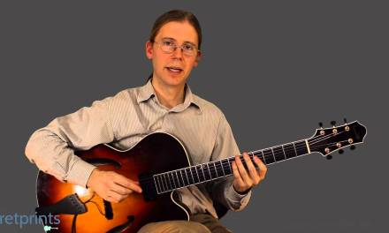 """Learn to Play """"Cantaloupe Island"""" (Herbie Hancock) on Guitar   Melody measures 1-16"""
