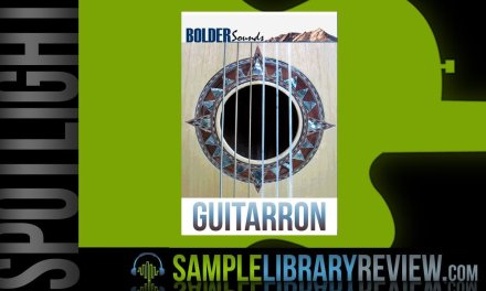 SPOTLIGHT:  Guitarron by Bolder Sounds