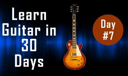 Guitar lesson for beginners 7 of 30 (Hindi) – Scale#3 || Musical Guruji