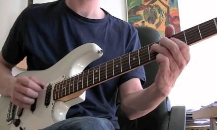 Free guitar lesson: Blues Lick #5