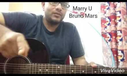MARRY YOU BRUNO MARS GUITAR LESSON CHORDS