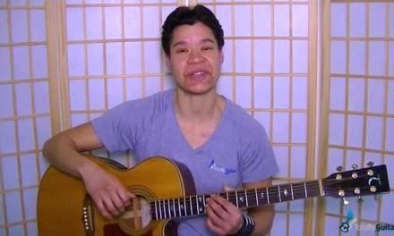 Guaranteed – Guitar Lesson Preview