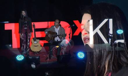 Malaysian stories: Az Samad and Cheryl Tan at TEDxKL 2013