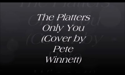 Only You – The Platters – Acoustic Guitar Cover Lesson – Chords Rhythm & Lyrics – (By Pete Winnett)