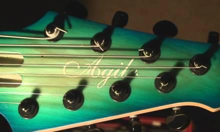 8 String Guitar !!!! WTF? Agile