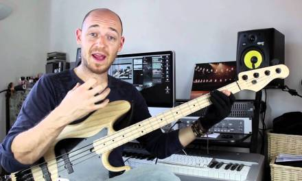 Ghost Notes (Pt1) – Bass Lesson with Scott Devine (L#40)