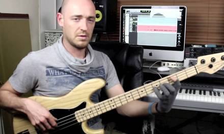 AWESOME Chromatic Bass Lick – Lesson with Scott Devine (L#73)