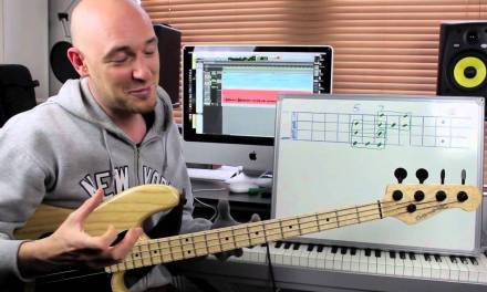 How to get those 'SEXY' notes – Using Simple Shapes! Bass Lesson with Scott Devine (L#71)