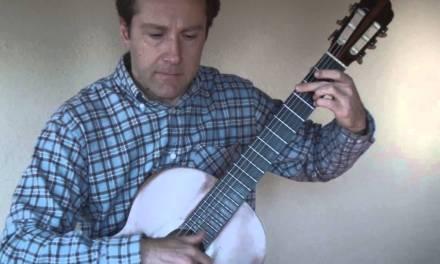 Over the rainbow – Harold Arlen – Classical guitar