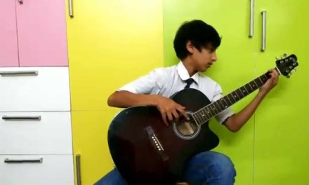 Best Guitar player ever – 2015………..Must watch !!! (covered gratitude) [FULL HD]