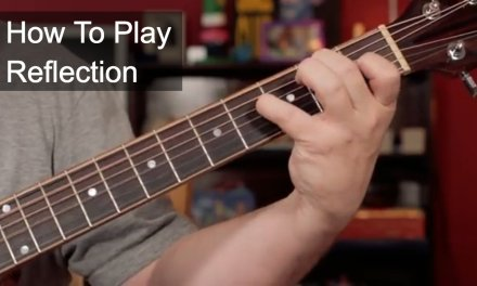 'Reflection' Prince Guitar Lesson