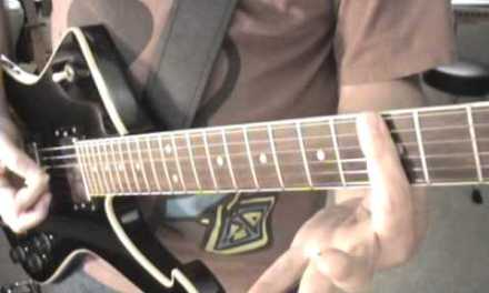 Free Blues And Country Rhythm Guitar Lessons By Scott Grove
