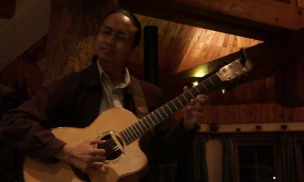 The C Factor | Az Samad (Live in Austria at Thomas Leeb Acoustic Guitar Bootcamp)