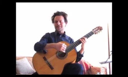 """My Easy Classical Guitar Song : """"Outland"""""""