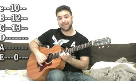 Lesson: Fingerstyle Blues in E (23 Soloing Ideas & Tips) – Guitar Tutorial w/ TAB