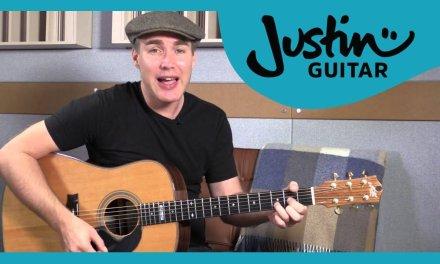 Dance The Night Away – The Mavericks, just 2 chords! Best Beginner Song Guitar Lesson Tutorial