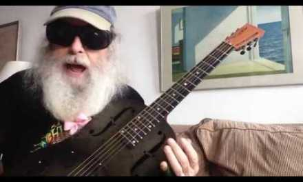 Guitar Lesson! Open D Tuning. Blues Train Beat Rhythm.  Open D Slide Guitar Blues Lesson!