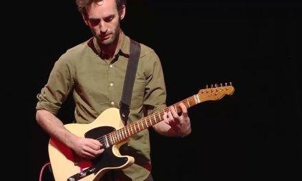 "Julian Lage Trio – ""Nocturne"", live @ Skopje Jazz Festival 2016"