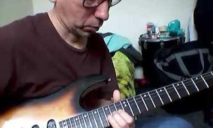 Arabic Guitar Scales | Electric Guitar Lessons