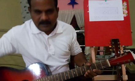 Guitar lessons in Malayalam .part. 13- Scales in Full Strings.