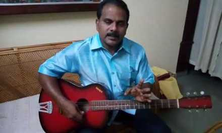 Learn guitar in malayalam. Part.3 – Notes on frets